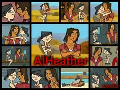 Photo of Alheather       for fans of Total Drama Island. The best TD couple EVER