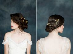 'Celestial Wanderer' – The Breathtaking 2017 Collection of Bridal Adornments by Blair Nadeau