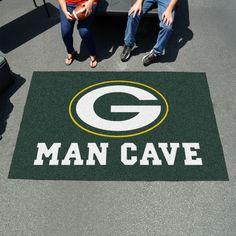 Green Bay Packers Man Cave Ulti-Mat
