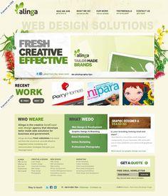Webpage Designs 1