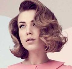 Vintage Hairstyles Short Hair | http://www.short-haircut.com ...