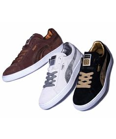 #Puma Suede 45th Anniversary #Sneakers