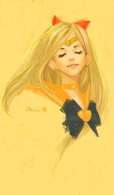 Sailor Venus by ~1022