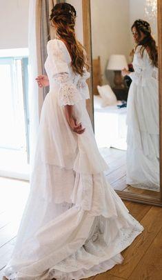 Wedding Dress Trends, Modest Wedding Dresses, Wedding Wear, Bridal Dresses, Wedding Gowns, Prom Dresses, Weeding Dress, Pretty Dresses, Beautiful Dresses