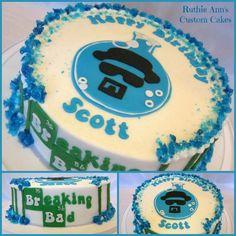 Breaking Bad — Birthday Cakes