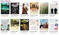 Irlande du Nord : Le prêt d'ebooks bat des records en bibliothèques