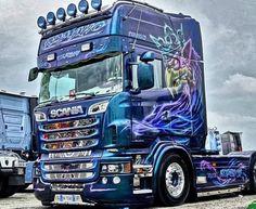 Scania Truck #scania #scaniatruck #truckdrivermania #truckdriver #truckinglife…