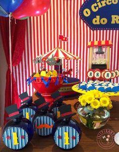 personalizados festa circo do bita