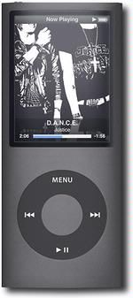 Apple MB754LL/A iPod nano 8GB MP3 Player - Black (4th Generation) $89.99 at CowBoom.com. CowBoom is a Best Buy company offering closeout prices on brand-name new, pre-owned and refurbished electronics. Free Shipping & 30-Day money–back guarantee.