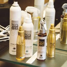 """""""In the battle of LP hair products, which side of the ring are you on? #TecniArt or #MythicOil?"""""""