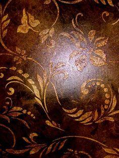 Sheri Zeman ~~FauxRetreat~~~italian leather look
