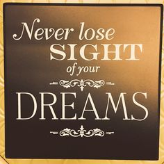 Do you write down your dreams? Turn them into goals. #focus #strategy #makestuffhappen