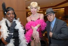 Give your next event a roaring 20's feel