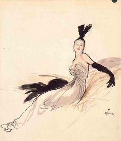 Pink Lemonade Design: Dior Illustrated: René Gruau at Somerset House
