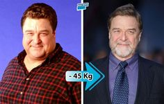 Celebridades que passaram por perdas de peso drásticas