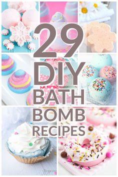 DIY bath bombs are fun, pretty, and easy to make! You will love these DIY bath bomb recipes that will save you money on storebought bath bombs! Wine Bottle Crafts, Mason Jar Crafts, Mason Jar Diy, Diy Wall Shelves, Floating Shelves Diy, Bath Bomb Ingredients, Chalk Paint Mason Jars, Bombe Recipe, Bath Bomb Recipes