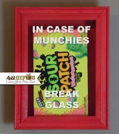 22 best in case of emergency break glass images on pinterest in case of munchies break glass candy lovers gift funny gift unique gift maxwellsz
