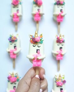 Cute Unicorn, Sweet 16, Bridal Shower, Cupcakes, Chocolate, Birthday, Party, Artist, Desserts