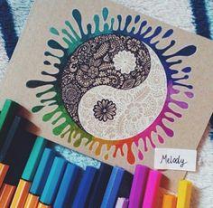 Zentangle Archives - Page 3 of 10 - Crafting Today Mandala Art, Mandala Drawing, Doodle Art Drawing, Dibujos Zentangle Art, Zentangles, Art Du Croquis, Sharpie Art, Sharpie Drawings, Sharpie Doodles