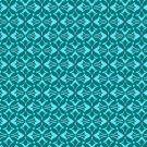 Dream weaver - Crossprint  teal SUR COMMANDE DELAI 3/4 SEMAINES