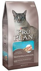$5 off Purina Pro Plan Dry Cat Food  http://www.thefreebiesource.com/?p=149332