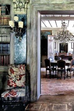 Studio Peregalli is an interior Design Firm known for recreating classical design interiors.