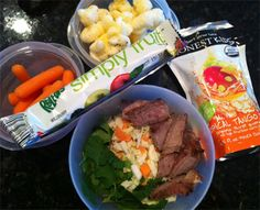 Gluten Free and Dairy Free lunches for kids