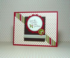 SCS SC461 Christmas Jingle by dahlia19 - Cards and Paper Crafts at Splitcoaststampers