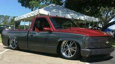 Chevy S10, C10 Chevy Truck, C10 Trucks, Chevy Silverado, Pickup Trucks, Chevy Trucks Lowered, Custom Chevy Trucks, Sport Truck, 90s Models