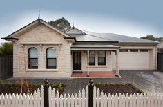 Design Gallery - External and Interior Design - Sterling Homes - Home Builder Adelaide Exterior Design, Interior And Exterior, Sterling Homes, Stone Exterior Houses, Victorian Cottage, Display Homes, Facade House, Home Reno, Home Builders