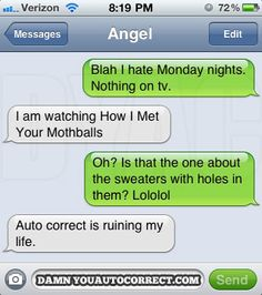 Image result for funny autocorrect