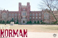 Take a road trip to Norman, Oklahoma