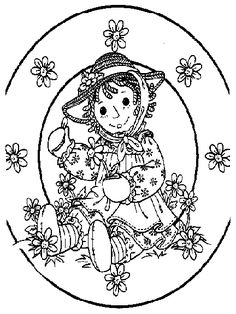 raggedy ann coloring pages raggedy ann and andy coloring pages coloringpagesabccom