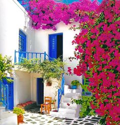 House in Amorgos