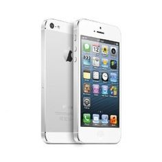 Apple iPhone 5 64GB white FACTORY UNLOCKED,$944.00