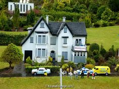 Babbacombe Model Village Visit and Review Torquay Devon, Model Village, Isle Of Wight, Days Out, Dollhouses, Diecast, Miniature, Dolls, Mansions
