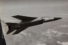 November 18, 1967: First flight of the Dassault Mirage G