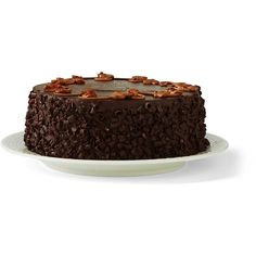 Lands' End Chocolate Cake (2,765 DOP) ❤ liked on Polyvore featuring home, kitchen & dining and lands' end