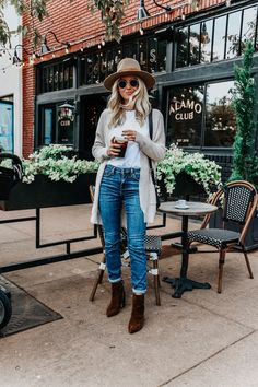Fall Street Style // Somewhere, Lately