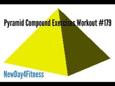Pyramid Compound Exercises Workout #179 - YouTube