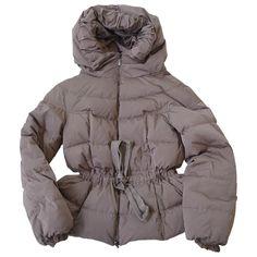 MONCLER Grey Coat