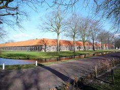 Buitenaanzicht van het Nationaal Gevangenismuseum.