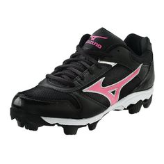 d71666b98 Mizuno Youth Finch Franchise 4 cleat~ Jennie Finch s signature model on  clearance for  24.99 Softball
