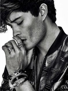 Francisco Lachowski para Dress to Kill Spring/Summer 2016