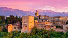Alhambra, España
