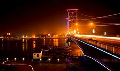 Night at Ampera