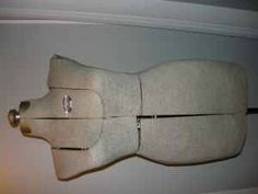Someone on KIJIJI in Akron has 2 vintage dress forms for sale - $95 each