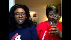 03-12-2016  Diamond and Silk heard about what happened in Ohio and didn't like it. We have some advice for our future president Donald J Trump www.DiamondandSilk.com
