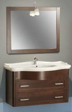 MOBILIER BAIE TIFFANY 111, 2 SERTARE SI LAVOAR, NUC, L.111XA.62XH.67CM Bathroom Lighting, Tiffany, Vanity, Mirror, Furniture, Home Decor, Bathroom Light Fittings, Dressing Tables, Bathroom Vanity Lighting
