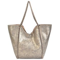 In Style Gold Tote